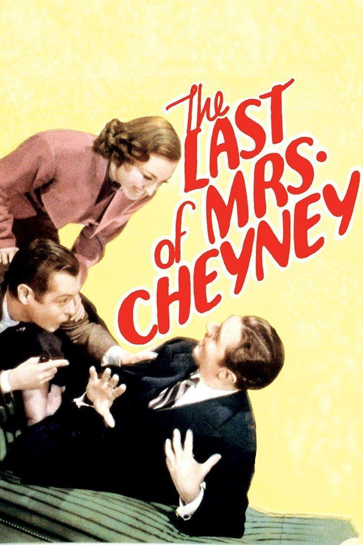 The Last of Mrs. Cheyney (1937 film) wwwgstaticcomtvthumbmovieposters1346p1346p