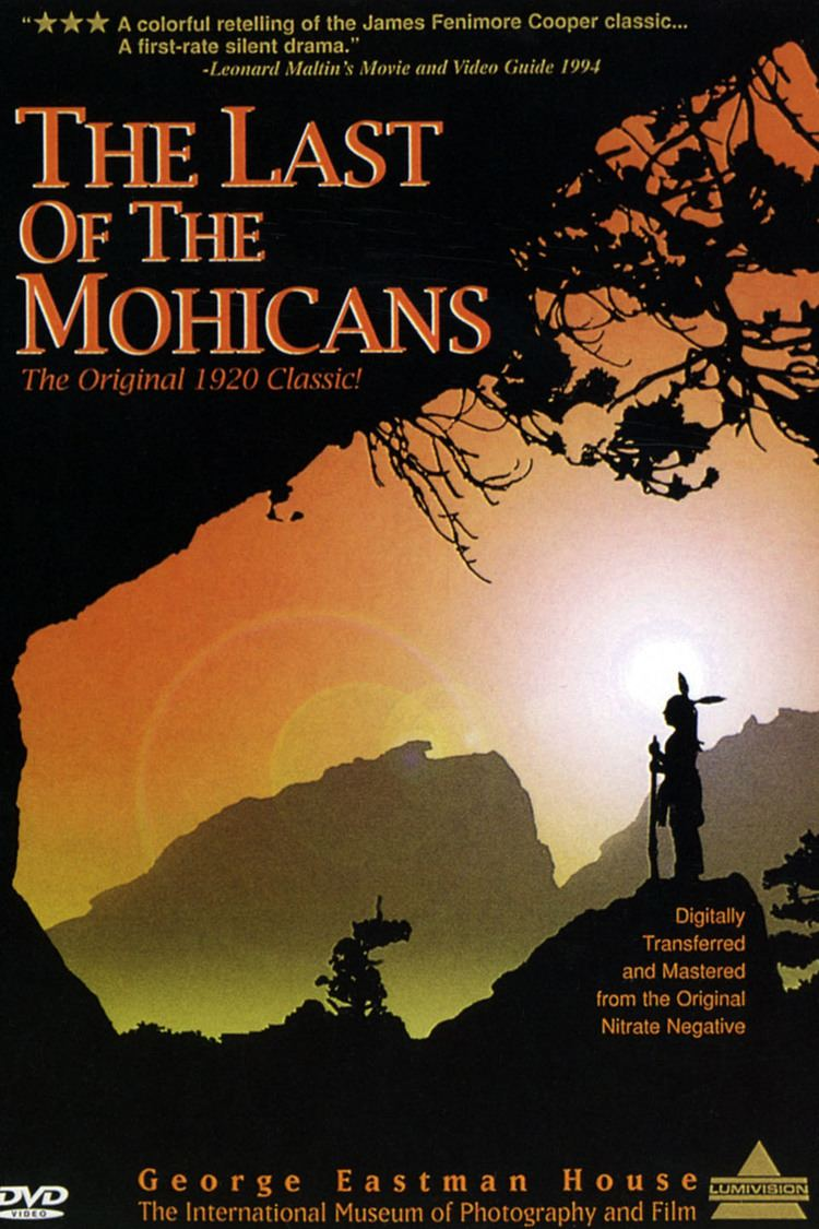The Last of the Mohicans (1920 American film) wwwgstaticcomtvthumbdvdboxart14519p14519d