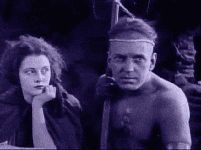 The Last of the Mohicans (1920 American film) The Last of the Mohicans 1920 Silver in a Haystack