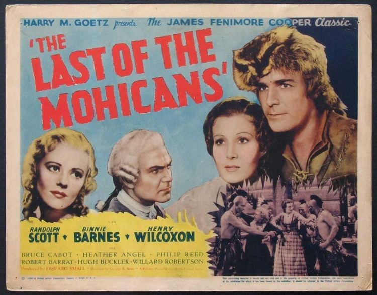 The Last of the Mohicans (1936 film) The Last of the Mohicans 1936 film Alchetron the free social