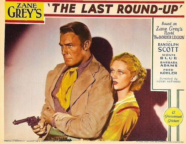 The Last Round-Up (1934 film) The Last RoundUp 1934