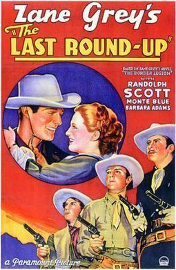 The Last Round-Up (1934 film) The Last RoundUp 1934 film Wikipedia