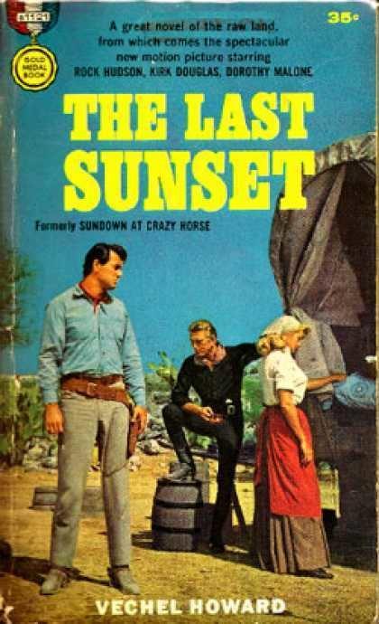 The Last Sunset (film) Streamline The Official Filmstruck Blog Strange on the Range