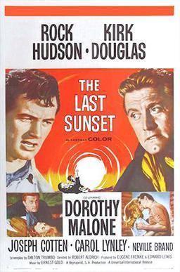 The Last Sunset (film) The Last Sunset film Wikipedia