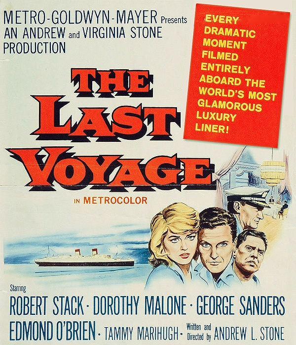 The Last Voyage The Last Voyage 1960