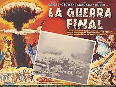 The Last War (1961 film) CONELRAD Atomic Films The CONELRAD 100 THE LAST WAR