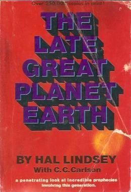 The Late, Great Planet Earth movie poster