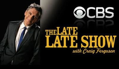 The Late Late Show with Craig Ferguson Tim Mosher Stoker on The Late Late Show with Craig Ferguson