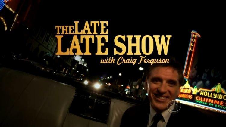 The Late Late Show with Craig Ferguson Visiting The Late Late Show with Craig Ferguson Know It All Joe