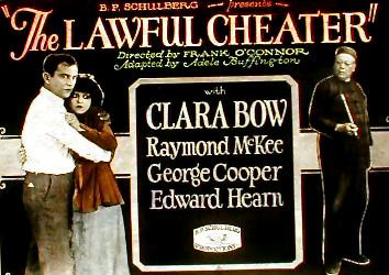 The Lawful Cheater movie poster