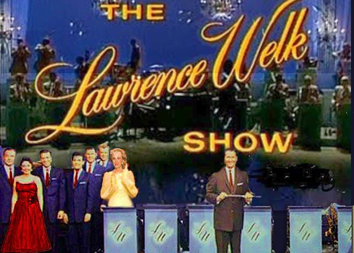 The Lawrence Welk Show SNL Parody or One From the Vaults The Lawrence Welk Show