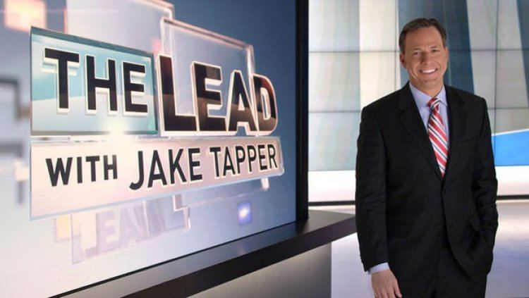 The Lead with Jake Tapper TV Ratings The Lead With Jake Tapper Dips During First Week