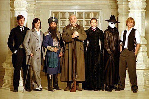 The League of Extraordinary Gentlemen The League of Extraordinary Gentlemen