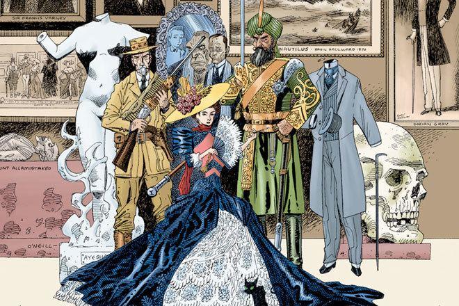 The League of Extraordinary Gentlemen League Of Extraordinary Gentlemen To Be Rebooted By Fox Deadline
