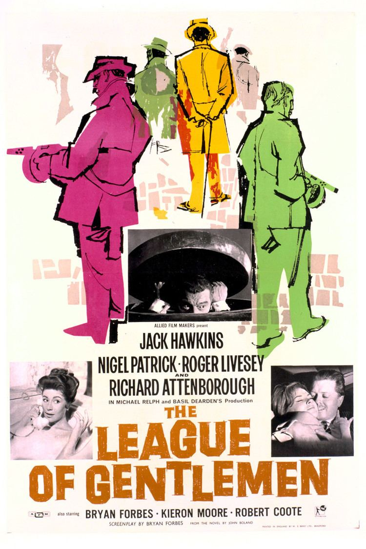 The League of Gentlemen (film) wwwgstaticcomtvthumbmovieposters41201p41201