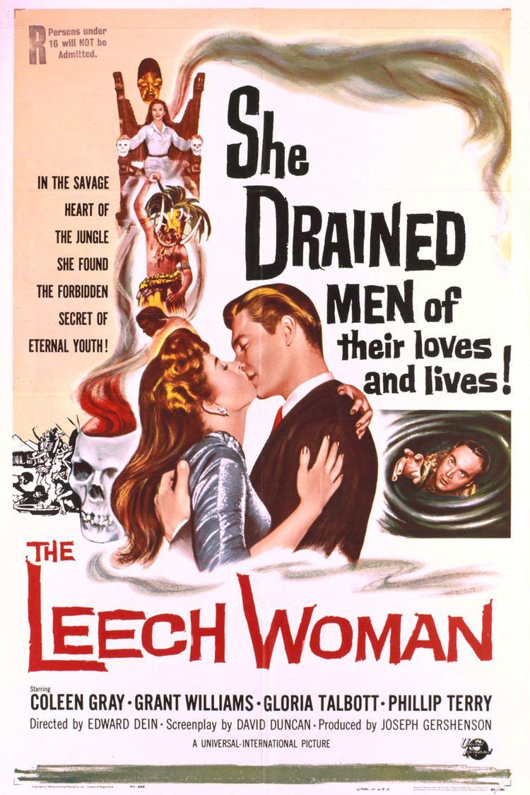 The Leech Woman wwwgstaticcomtvthumbmovieposters38024p38024