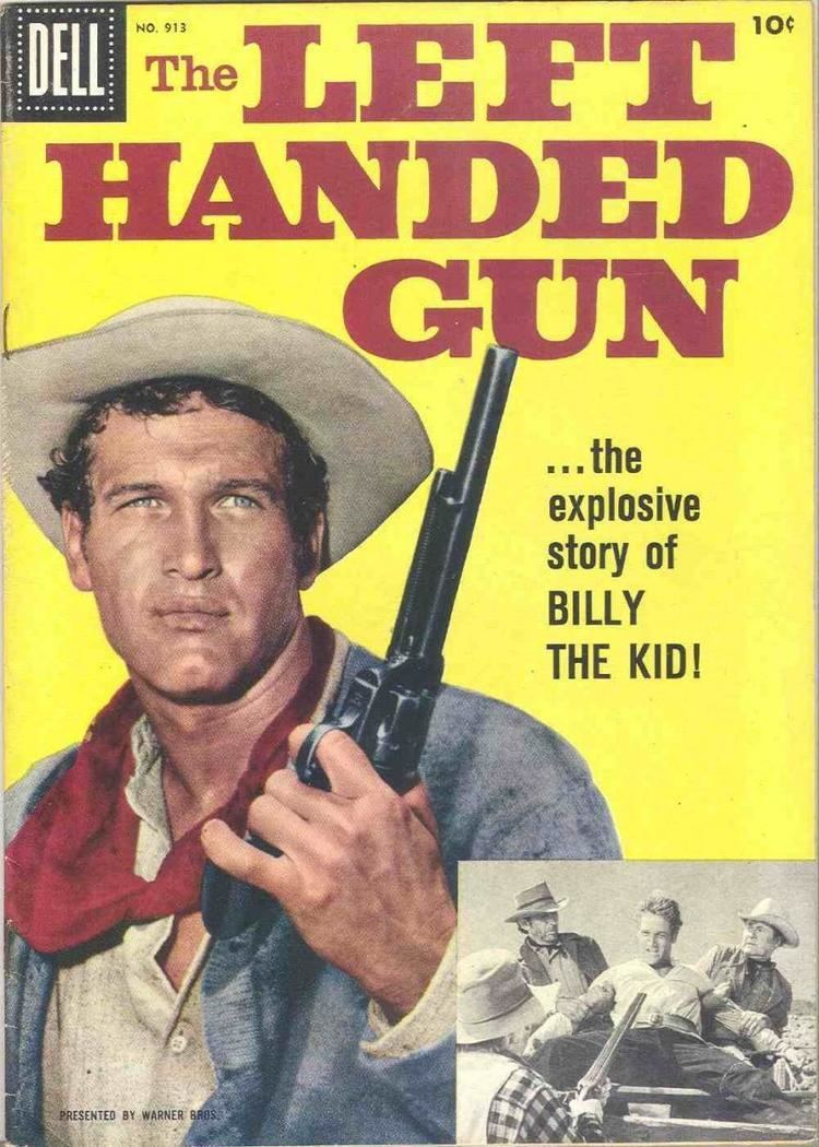 The Left Handed Gun Spoiler free The Left Handed Gun review moviegeekeu