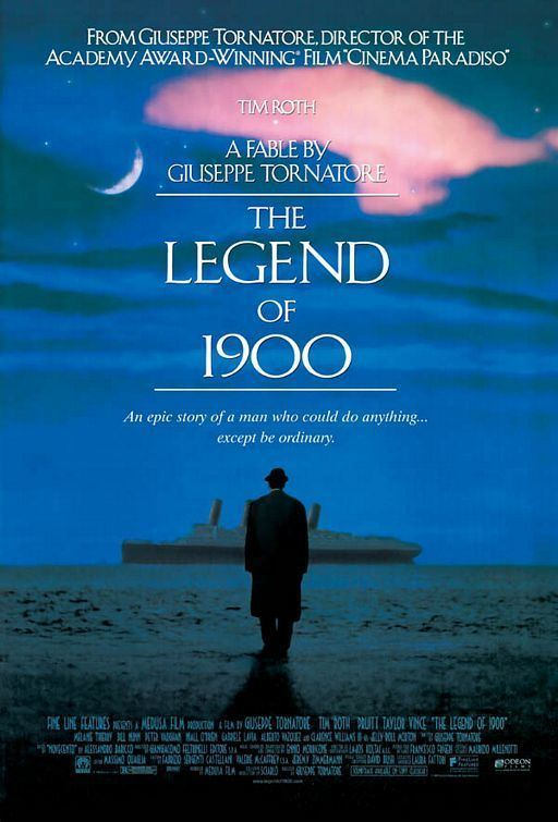 The Legend of 1900 LitCritChas Thoughts LCC Review The Legend of 1900