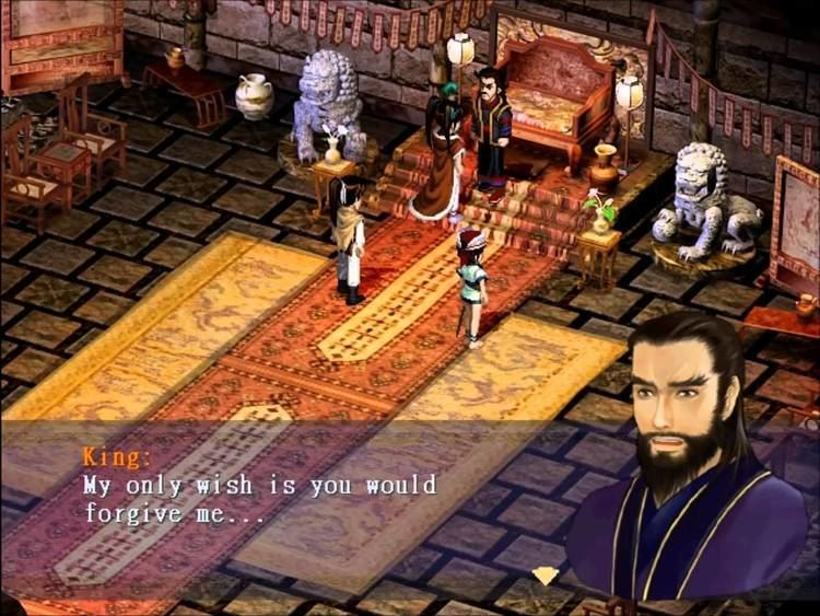 The Legend of Sword and Fairy (video game) Legend of Sword and Fairy English Linger and King Wu