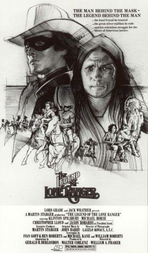 The Legend of the Lone Ranger Retro Review 1981 The Legend of the Lone Ranger Corona Coming