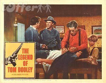The Legend of Tom Dooley THE LEGEND OF TOM DOOLEY1959DVD for sale