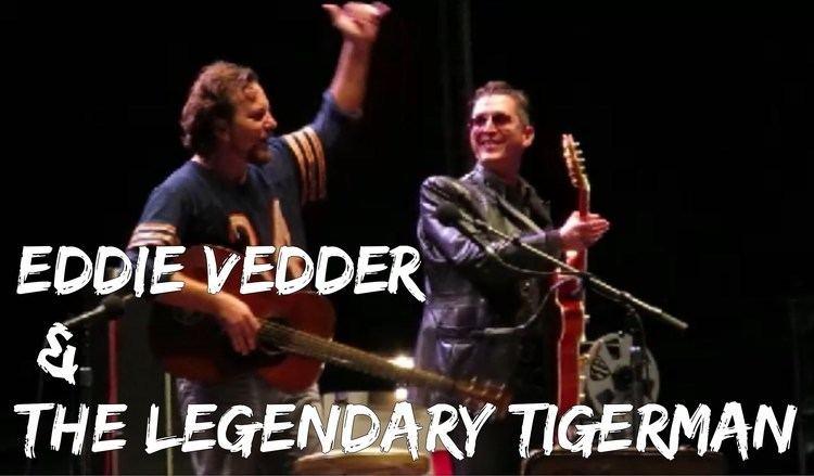 The Legendary Tigerman Eddie Vedder The Legendary Tigerman Super Bock Super Rock 2014