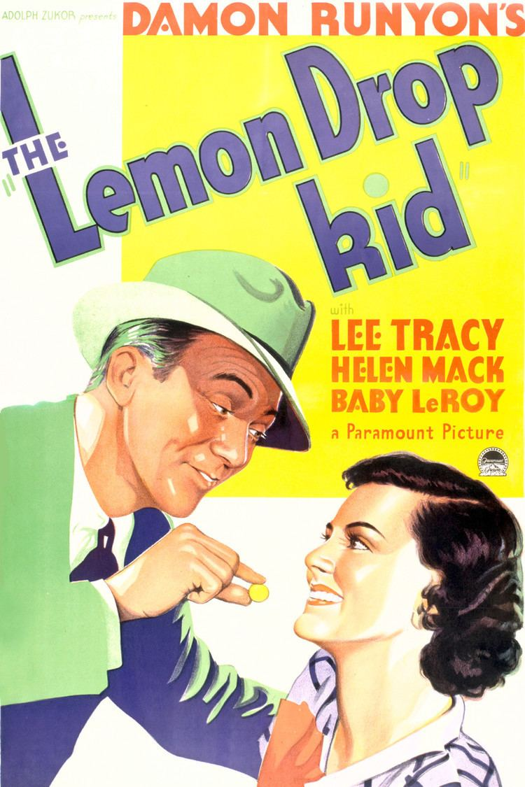 The Lemon Drop Kid (1934 film) wwwgstaticcomtvthumbmovieposters42540p42540