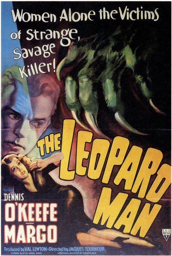 The Leopard Man The Leopard Man Movie Posters From Movie Poster Shop