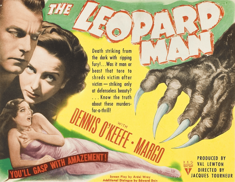 The Leopard Man The Leopard Man vs Hardboiled The Film Noir File