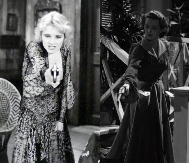 The Letter (1929 film) The Letter 1940 vs The Letter 1929 The Hollywood Revue