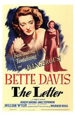 The Letter (1940 film) The Letter 1940 film Wikipedia