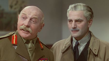 The Life and Death of Colonel Blimp The Life and Death of Colonel Blimp 1943 The Criterion Collection