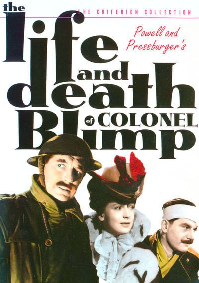 The Life and Death of Colonel Blimp The Life and Death of Colonel Blimp Movie Review 1943 Roger Ebert