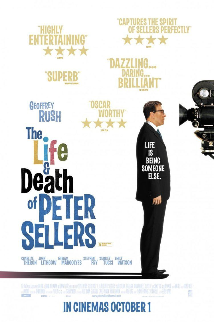 The Life and Death of Peter Sellers The Life and Death of Peter Sellers Movie Poster 1 of 3 IMP Awards