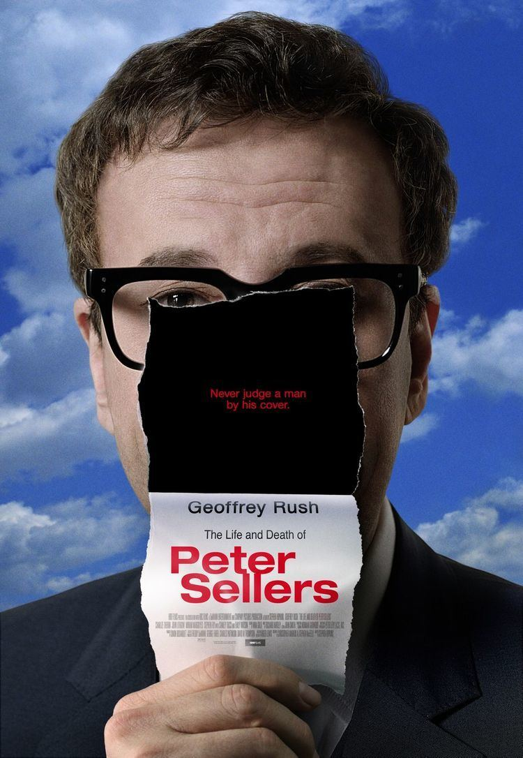 The Life and Death of Peter Sellers The Life and Death of Peter Sellers Movie Poster 2 of 3 IMP Awards
