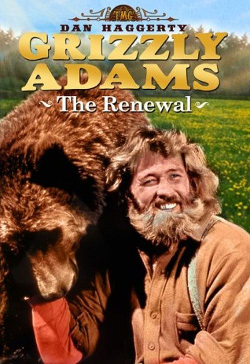 The Life and Times of Grizzly Adams wwwtvshowsondvdcomgraphicsnews3LifeAndTimesOf