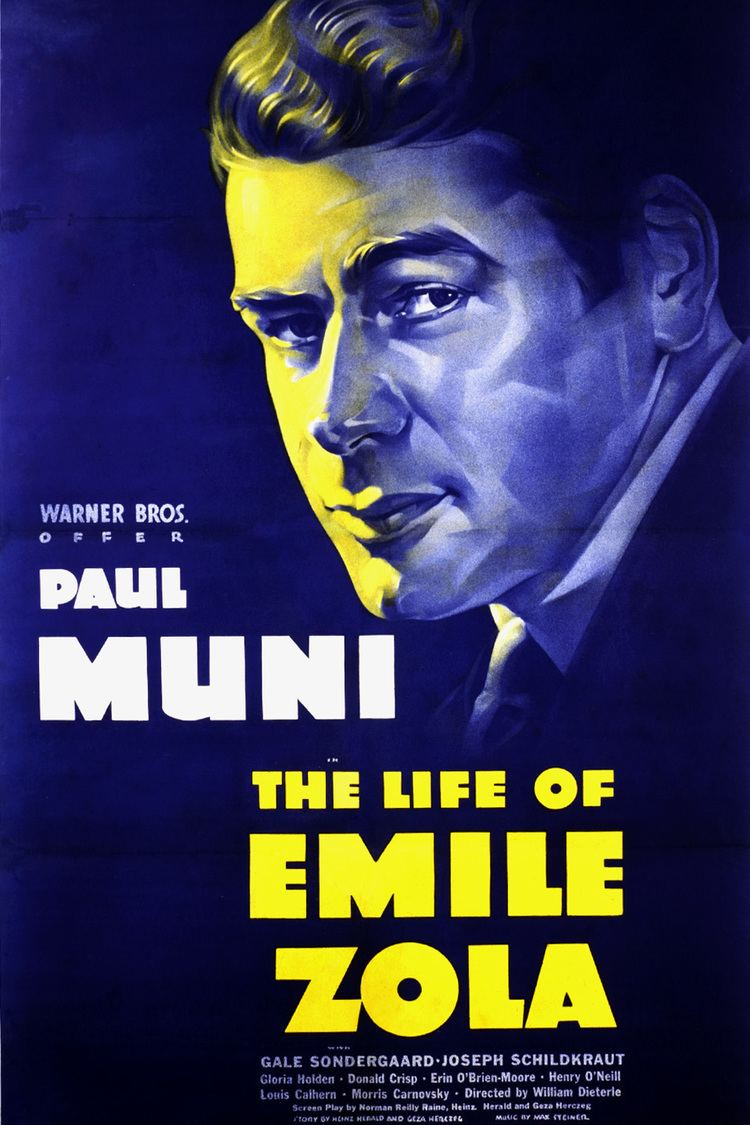 The Life of Emile Zola wwwgstaticcomtvthumbmovieposters4344p4344p