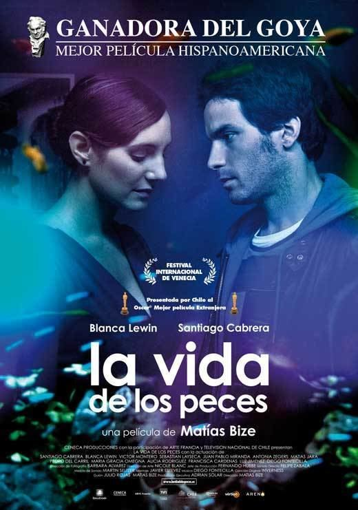 The Life of Fish THE LIFE OF FISH Spanish Film Festival 2012