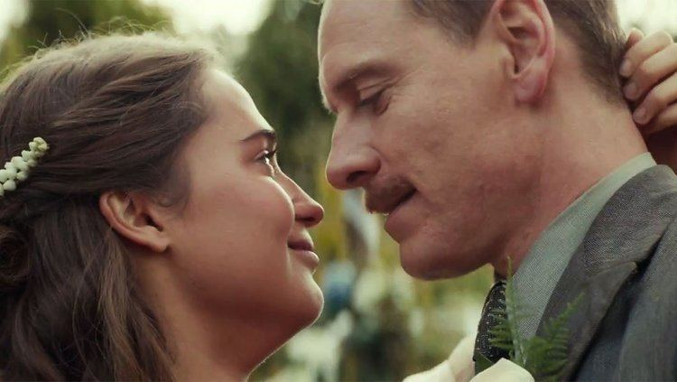 The Light Between Oceans (film) The Light Between Oceans Review Michael Fassbender and Alicia