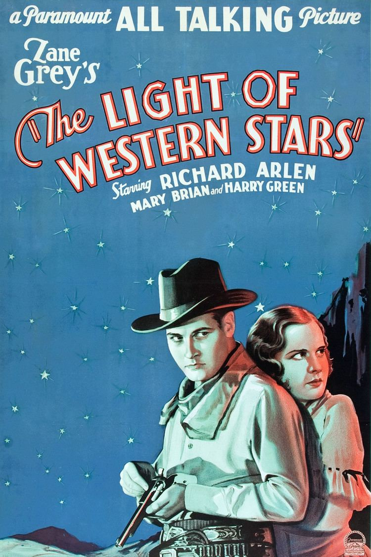 The Light of Western Stars (1930 film) wwwgstaticcomtvthumbmovieposters46595p46595