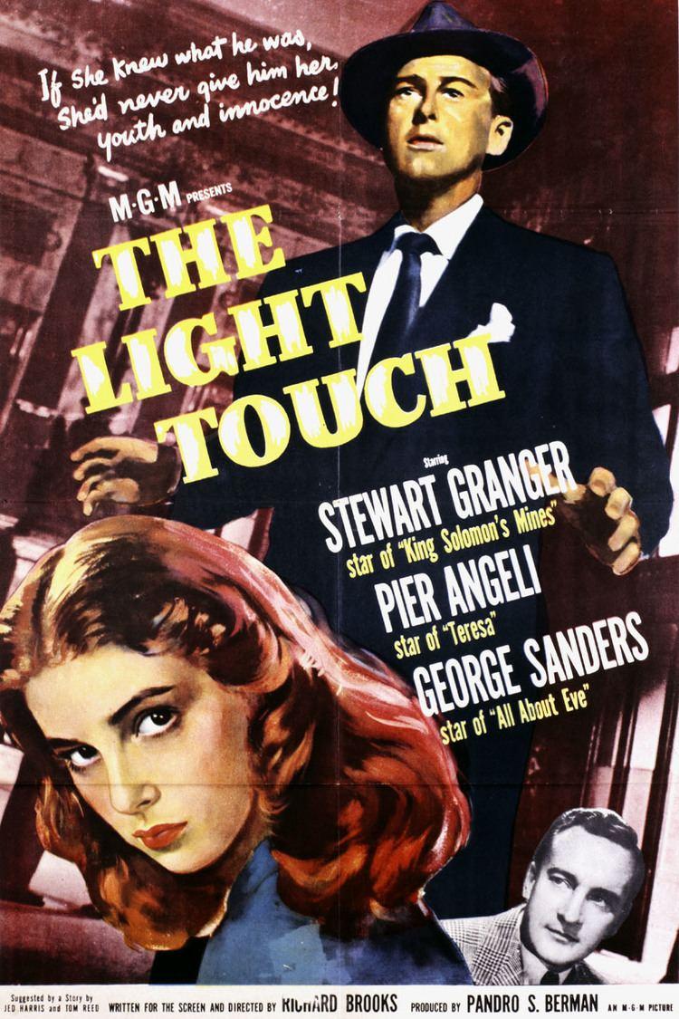 The Light Touch wwwgstaticcomtvthumbmovieposters50900p50900