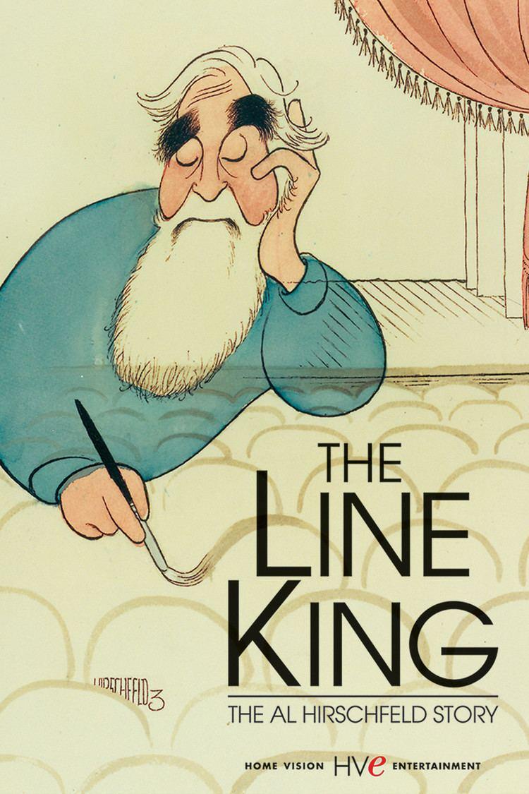 The Line King: The Al Hirschfeld Story wwwgstaticcomtvthumbdvdboxart18854p18854d