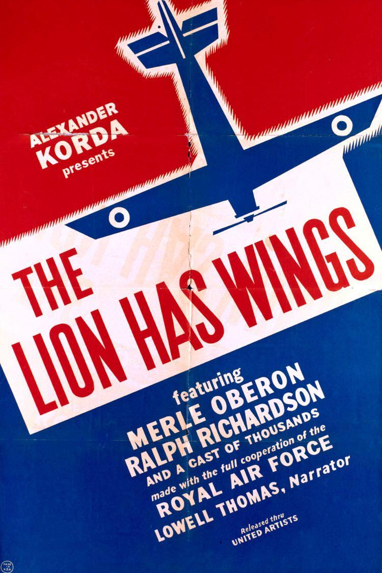 The Lion Has Wings wwwgstaticcomtvthumbmovieposters42015p42015