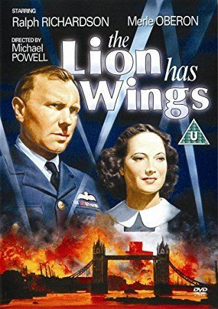 The Lion Has Wings The Lion Has Wings DVD 1939 Amazoncouk Merle Oberon June