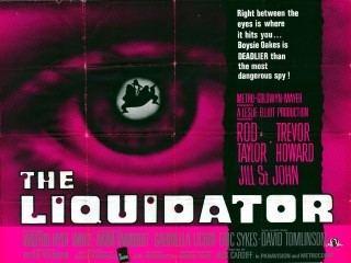 The Liquidator (1965 film) The Liquidator 1965 film Wikipedia