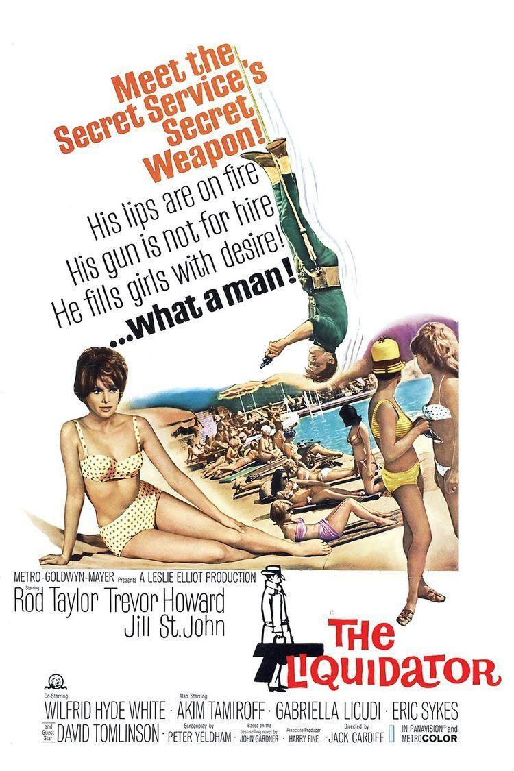 The Liquidator (1965 film) wwwgstaticcomtvthumbmovieposters2736p2736p
