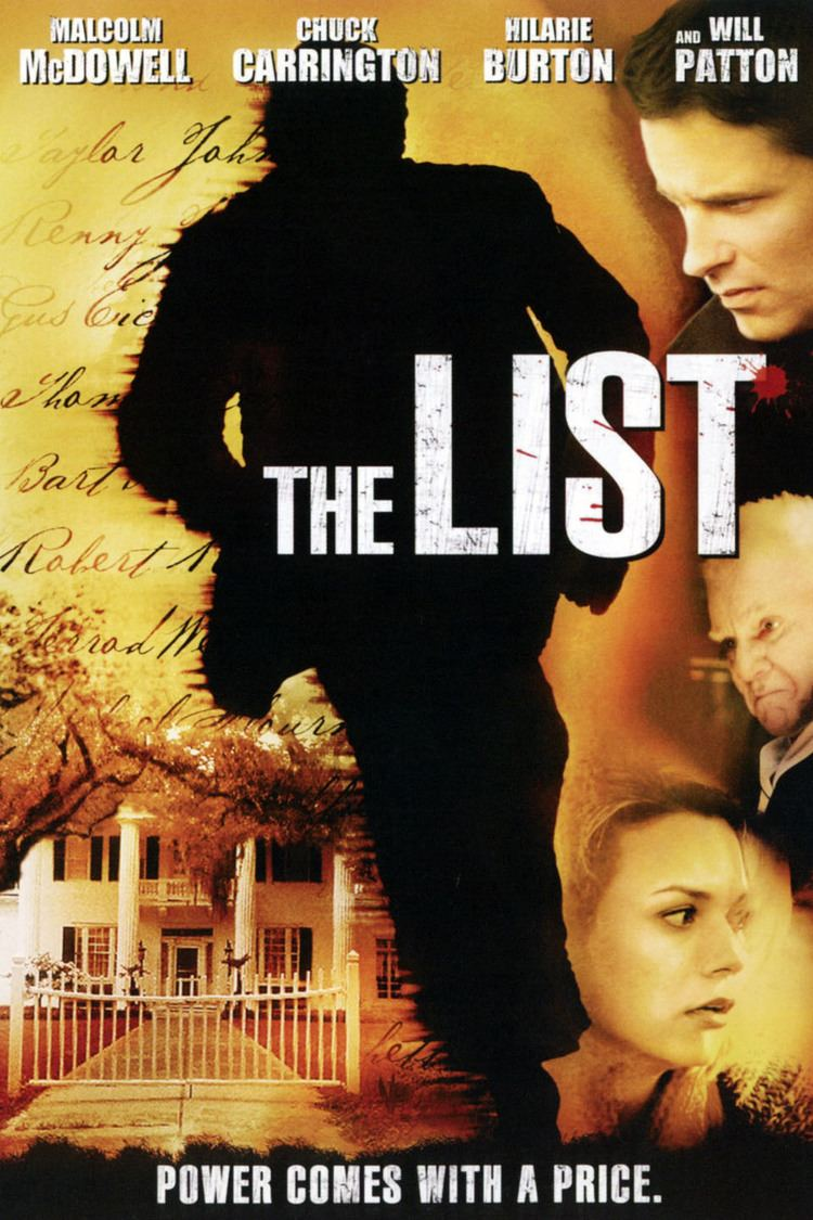 The List (2007 film) wwwgstaticcomtvthumbdvdboxart175520p175520