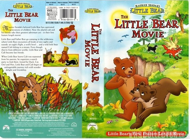 The Little Bear Movie The Little Bear Movie VHSCollectorcom Your Analog Videotape Archive