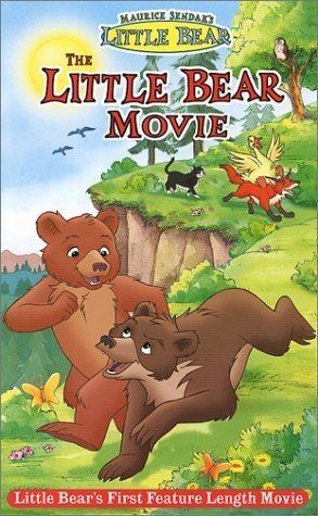 The Little Bear Movie Amazoncom The Little Bear Movie VHS Kristin Fairlie Dan