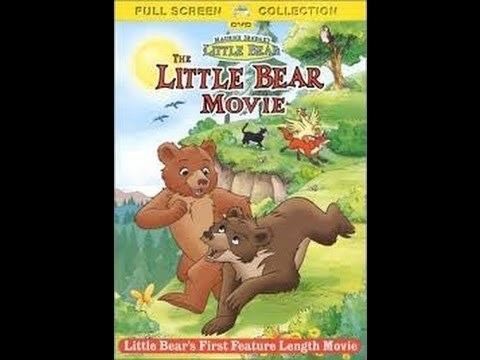 The Little Bear Movie The Little Bear Movie Part 1 YouTube